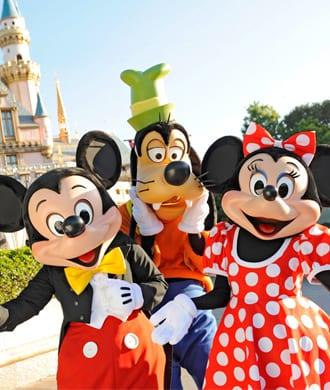 Disney fever down under!