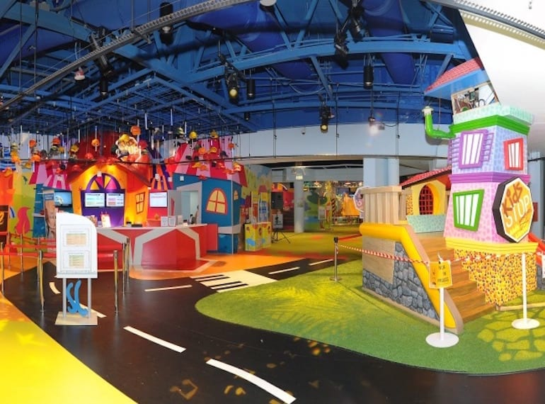 indoor play centre in Singapore