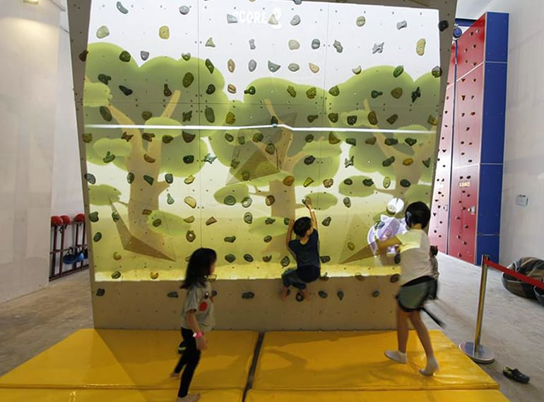 Singapore indoor play centre for kids