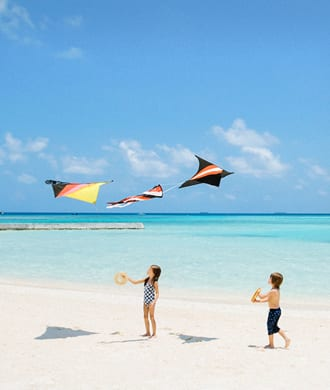 We've found the ultimate family holiday in the Maldives
