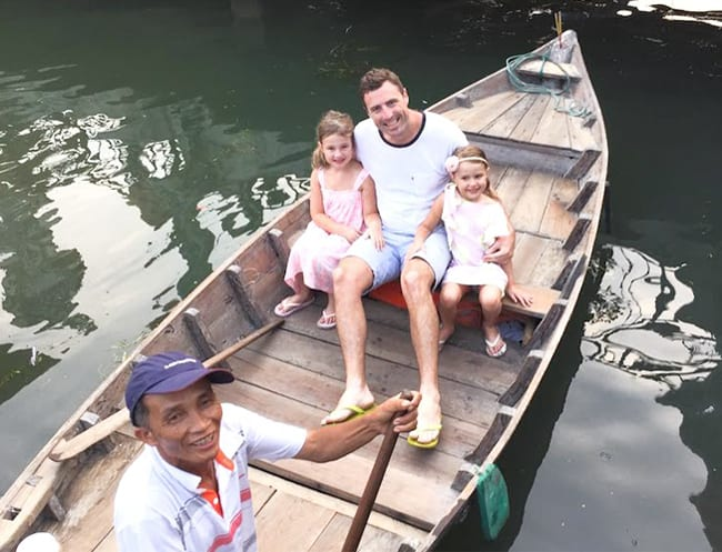 hoi an boat