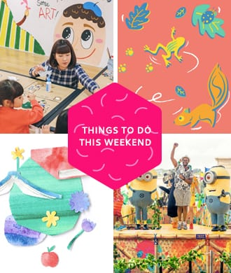 13 things to do this weekend with the kids