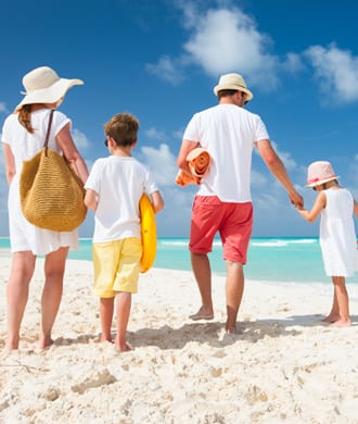 Travel health advice for the school holidays