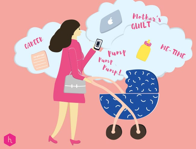 Life after maternity leave HoneyKids Asia