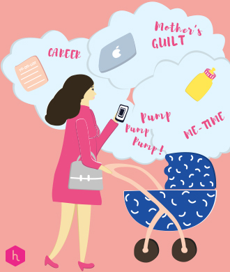 Life after maternity leave