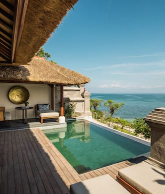 Two amazing Bali resorts for a weekend away with the girls