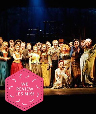 HoneyKids reviews Les Miserables in Singapore