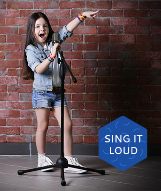 Singing classes for kids!