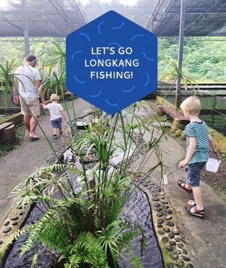 Let's go longkang fishing!