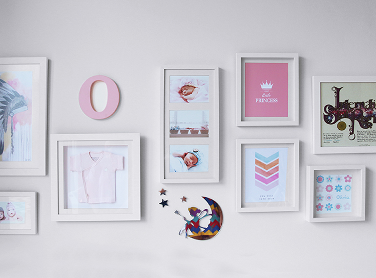 Terri-Anne's home is filled with treasured items.