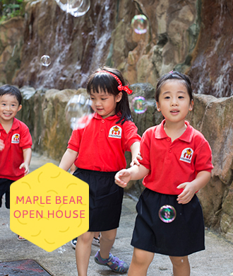 The biggest Maple Bear in Singapore opens on Havelock Rd