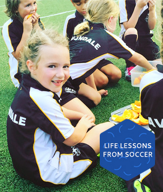 Why I'm forcing my daughter to play soccer