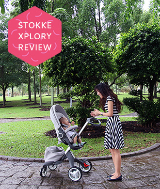 Why we love our Stokke Xplory