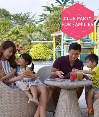 Party on with great family activities