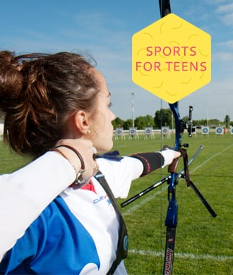 Not your average sports for teens