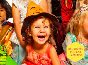 It's Halloween! Find out what's on in Singapore for the kids in 2016...