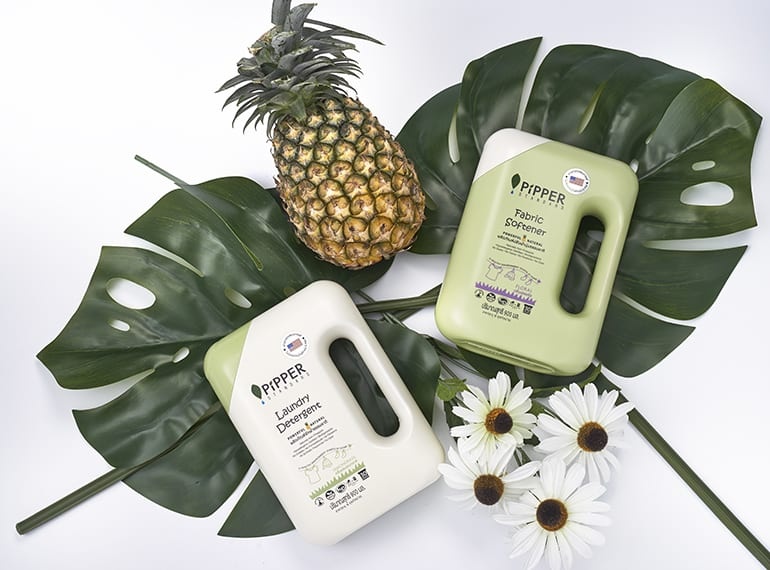 Who'd have thought pineapples could be the secret to a naturally clean home?