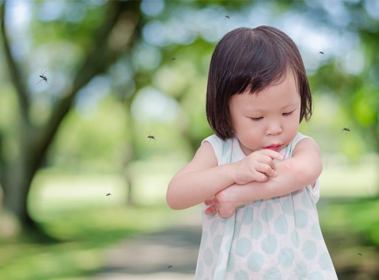 Kids and Zika Singapore
