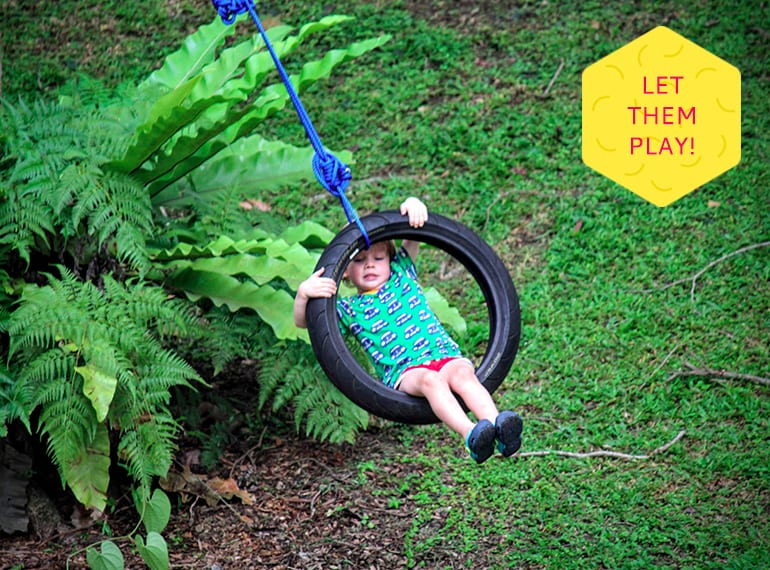 Get back to basics and let children play - their way. Bring your kids along to Chapter Zero's pop-up adventure playground at Tanderra for some wild and free fun!