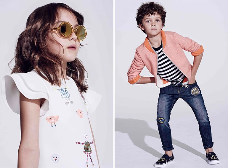 A little taste of the cool goodies to be found on Kids 21.