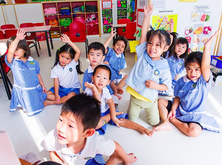 Learning Vision Singapore Honeykids Asia Preschools in the West