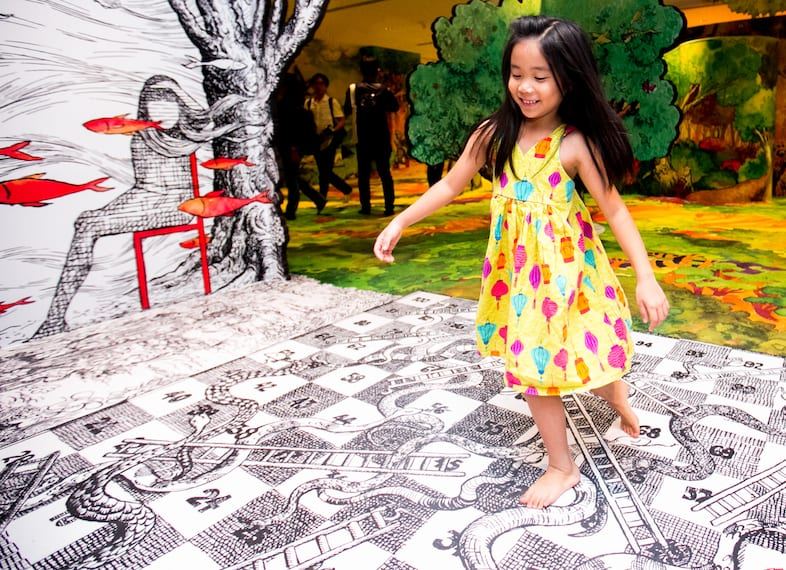 The best of singapore for kids