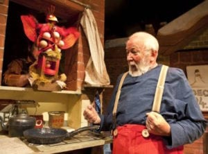 We surprised Santa Claus with some very important questions leading up to his arrival in Singapore this week for Raymond Briggs' Father Christmas live on stage! Read on to find out how you can win tickets, and an ELC train table...