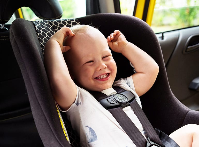 There are safe taxi options for newborns, infants and toddlers available in Singapore.