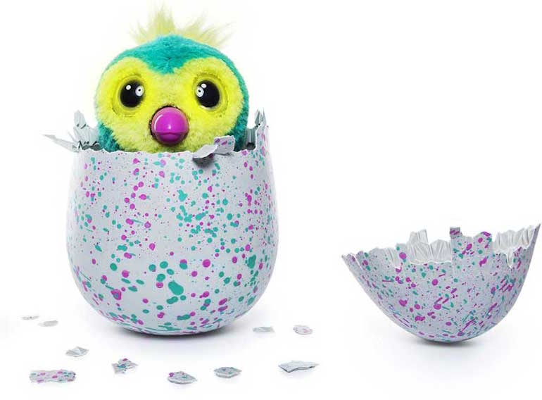 Worth the hype? The sell-out toy for Christmas 2016 is the Hatchimal. Singaporeans will have to wait for the next shipment in Feb 2016, or pay a small fortune from online resellers...