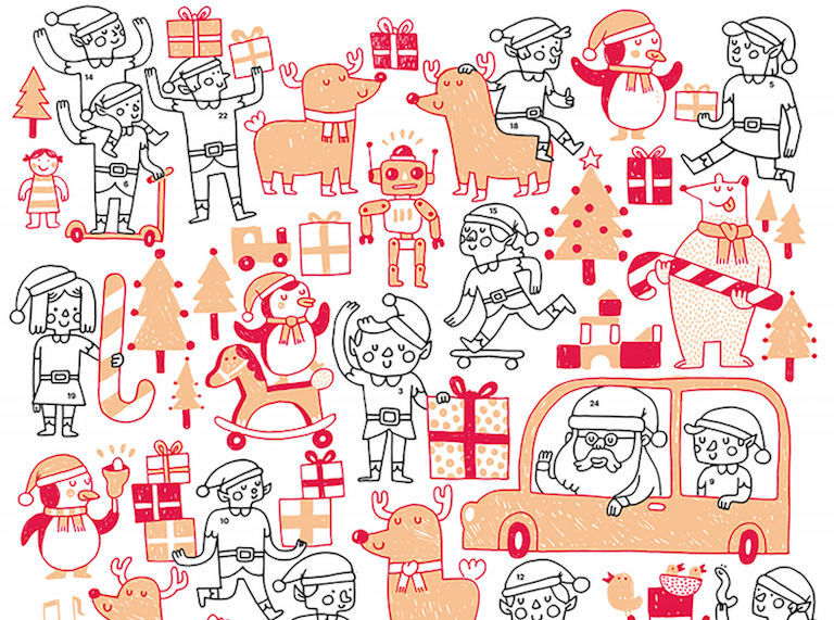 Grab free printable colouring-in posters thanks to our friends at ANORAK magazine!