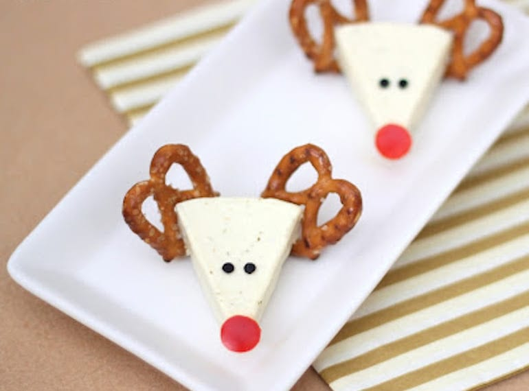 Kids Party Snacks For Xmas