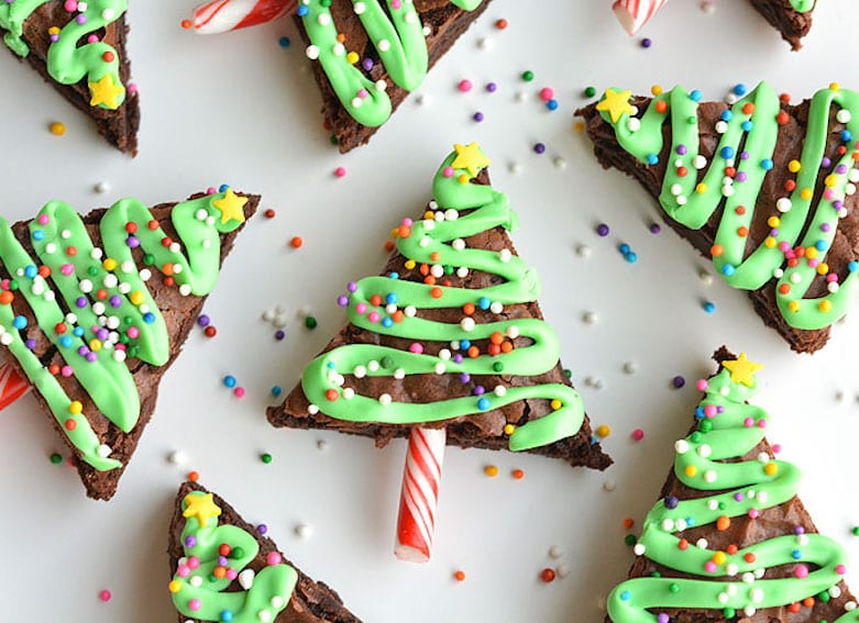 christmas party snacks for kids