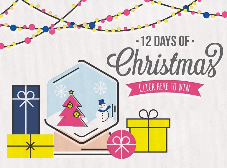 Honeykids 12 Days of Christmas giveaways