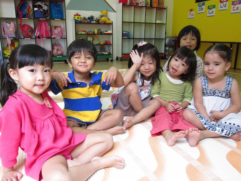 Early Intervention Preschools HoneyKids Asia