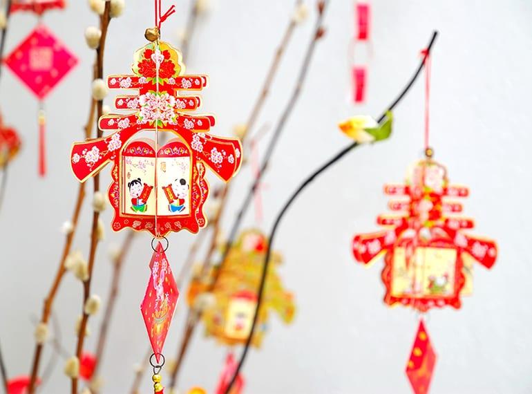Kao Magiclean CNY preparation HoneyKids Asia