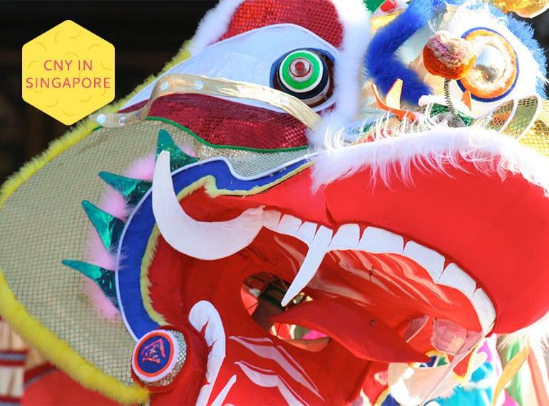 Chinese New Year GEMS World Academy HoneyKids Asia