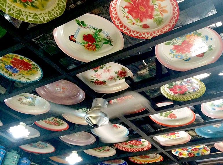 Katong House Enamel plates HoneyCombersAsia