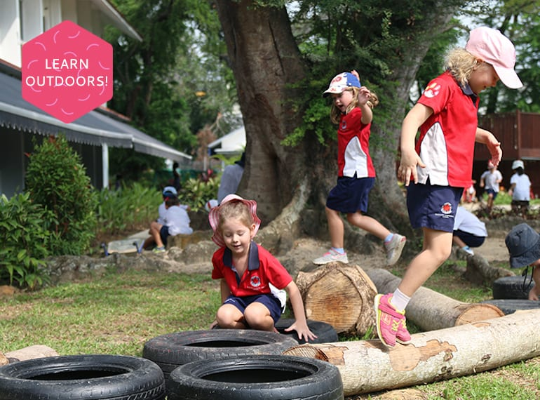 Canadian International School Tanjong Katong Outdoor Discovery Centre HoneyKids Asia