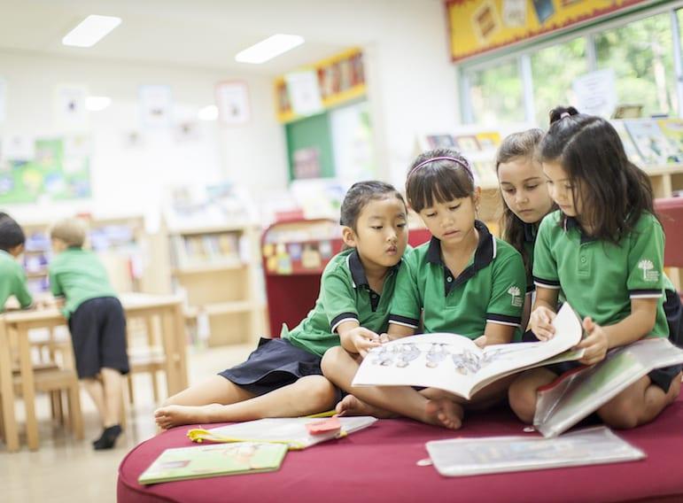 GESS Open classroom Day HoneyKids Asia