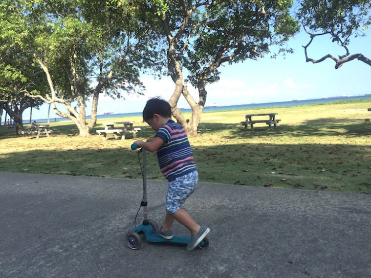 East Coast Park Where to Scoot in Singapore HoneyKids Asia photography Selina Altomonte