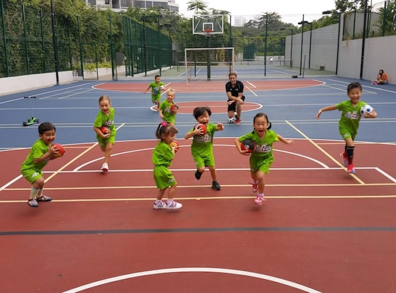 easter camp for kids Singapore
