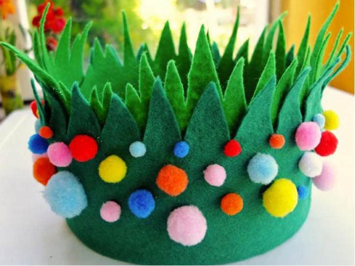 Easter bonnet for Kids