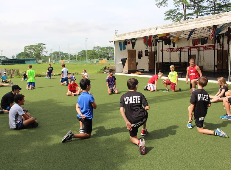 easter camps for kids in Singapore