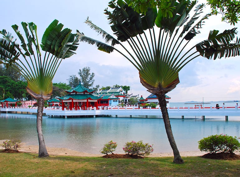 Singapore's best beaches Kusu Island photography Choo Yut Shing
