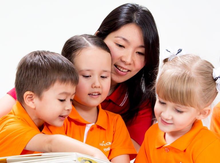 MindChamps Reading PARAGON JUNIOR HONEY KIDS ASIA