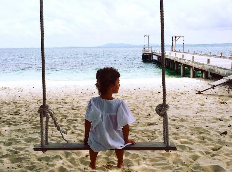 Best family holidays from Singapore Nikoi Island HoneyKids Asia