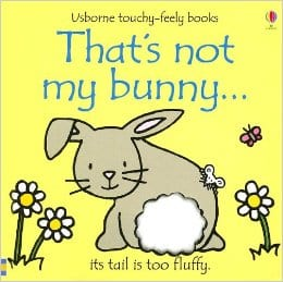 That's Not My Bunny by Fiona Watt