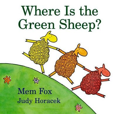 Must-have best baby book green sheep HoneyKids Asia