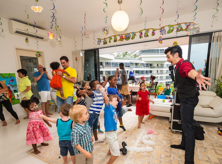 Best party venues for kids in Singapore: Jellybean Party