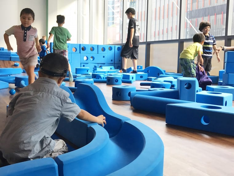 Best indoor playgrounds Singapore HoneyKids Asia Kaboodle Kids